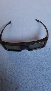 5 3d-Brillen 2x Sony 3x