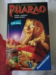 Der zerstreute Pharao Ravensburger
