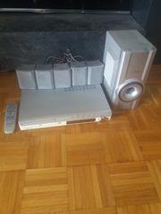 Dolby Sound Anlage mit Fernbedienung