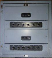 Klangfilm KL551a tube amplifier system