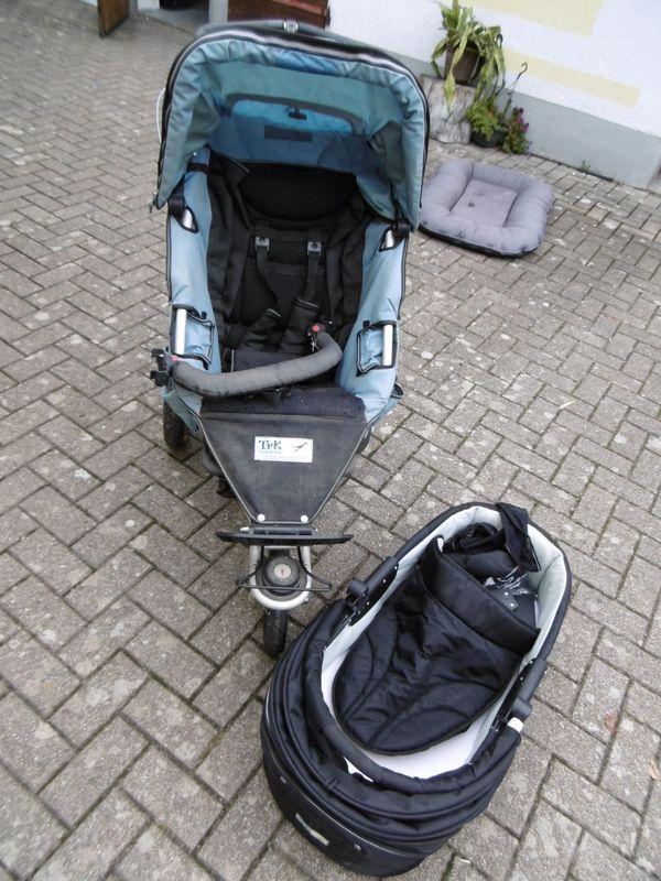 Verkaufe Kinderwagen von TFK mit