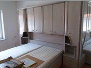 Einbau Schlafzimmer - um die Ecke