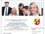 Fachgruppenleitung Zahlungsverkehr m w d