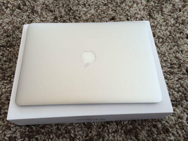 Yosemite Apple MacBook Air 13
