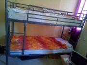 Etagenbett für 2 Personen