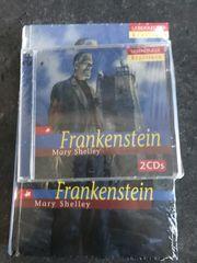Buch und CD Frankenstein von