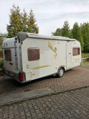 Knaus Cheers 500 TF Wohnwagen