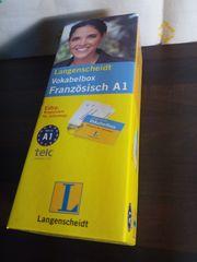 Vokabelbox Französisch A1 800 Lernkarten