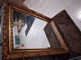 Sonstige Antiquitäten - Barock Spiegel nur noch heute