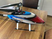 Verkaufe Hubschrauber FLUGFERTIG Trex 550L