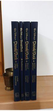 4x Donald Duck Collection Niederländisch