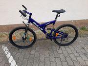 Alu Mountainbike von BULLS 26zoll