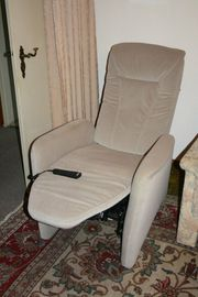 Fernseh TV- Sessel elektrisch