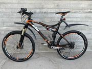 KTM Fully Mountainbike 27 5