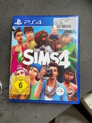 PS4 Spiel Sims 4