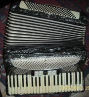Hohner-Akkordeon VERDI III schw 120