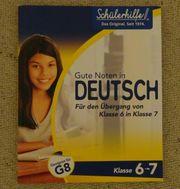 Set mit Übungsaufgaben Deutsch Klasse