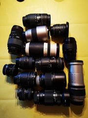Nikon Objektive an Abholer abzugeben