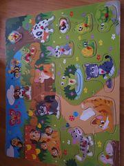 Puzzel für Kleinkinder