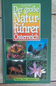 Der grosse Naturführer Österreich Pflanzen