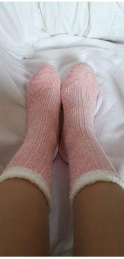 Getragene Strümpfe Socken mit Tragebildern