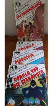 19 x Micky s Junior-Buch
