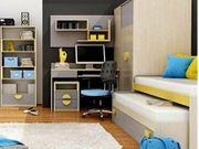 Jugendzimmer Komplett Set 8 tlg