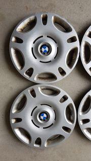 4 x Radkappen BMW 15