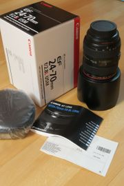 Canon EF 24-70mm f 2