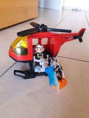 Lego Duplo Feuerwehrhubschrauber 4967