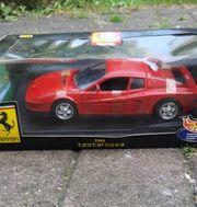 hotwheels Ferrari Testarossa 1984 1
