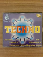 2 CD World of Techno