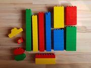Lego Duplo verschiedene Steine bunt