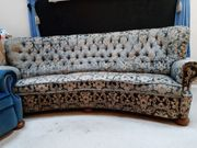 Sofa Couch Sessel antik THeater
