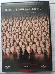 Being John Malkovich DVD
