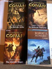 Taschenbücher Conan