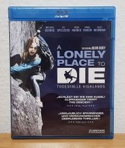 Blu-ray A Lonely Place to Die