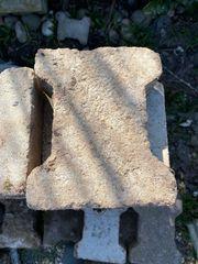Pflastersteine Verbundsteine Doppel-T für ca