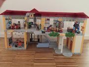 Playmobil Schule inkl Schulbus