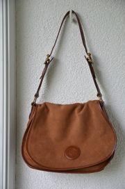 Ralph Lauren Handtasche schönes braun