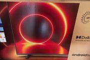 Philips LED 4K TV neu