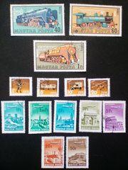 Briefmarkensammlung Ungarn