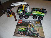 LEGO-Technik Harvester-Forstmaschine 42080