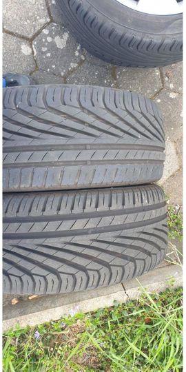 Bild 4 - 4 Alufelgen mit Uniroyal Reifen - Am Römerhof