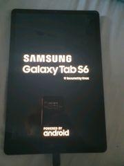 Samsung Galaxy Tab S6 Verkaufe
