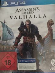 Assassins Creed - Valhalla Ps4