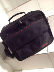 Toshiba Laptoptasche Aktentasche Mehrzwecktasche schwarz