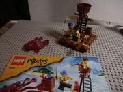 LEGO Pirates Piraten-Floß 6240