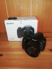 Sony DSC-HX350 50fach Zoom 20