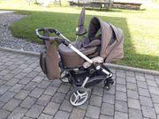 Verkaufe Kinderwagen Teutonia Be You